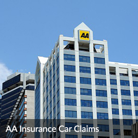 AA Insurance car claims