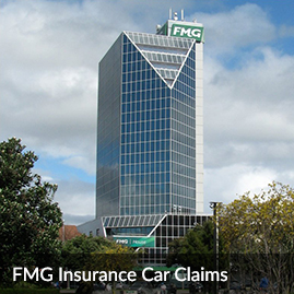 FMG Insurance car claims