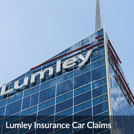Lumley Insurance car claims